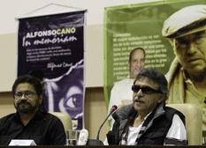 FARC pone condiciones