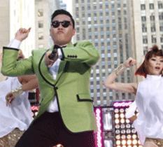 Gangnam, señal apocalíptica