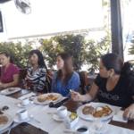 mesa directiva de Mujeres Empresarias
