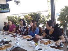 Nueva mesa directiva de Mujeres Empresarias