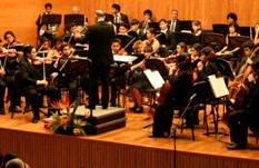 Ofrece concierto la Orquesta de la Escuela de Música del Estado