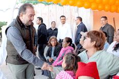 Clausura Alcalde cursos, talleres y acciones sociales