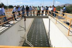 Invierte SAPASLC 170 mdp en obras de saneamiento