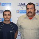 José Benjamín Vargas Torres y Juan Antonio Molina Avilés.