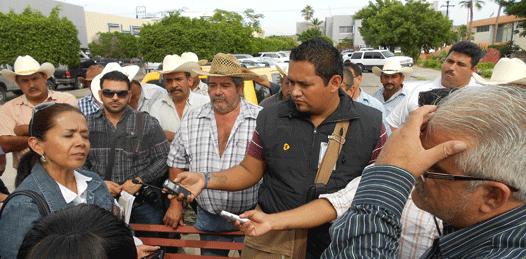 Ya limaron asperezas ganaderos y el gobierno estatal