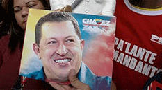 Mató a su madre por Chávez