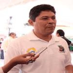 Director general de Asentamientos Humanos y Obras Públicas Alejandro Rosas Cañedo .