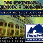 Hotel Finisterra - El mejor hotel de Los Cabos