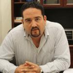 Recaudador de Rentas Delegacional, Luis Fernando Aragón Cota.