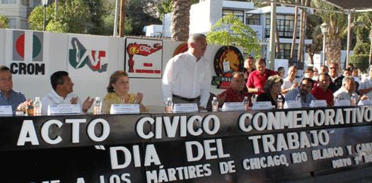 Si el Gobernador no los escucha, 36 empresas se irán a la huelga