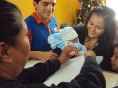 5 mil nacimientos en 2012