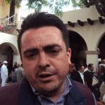 Tesorero municipal, Gerardo Manríquez.