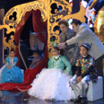 Coronacion reyes infantiles