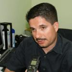 Ernesto Corrales Frías, jefe de Inspección Fiscal Municipal