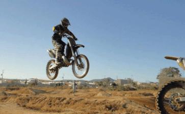 Preparan el primer campeonato estatal de Motociclismo MX