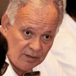 Director de Protección Civil Municipal, Eduardo Bautista Palacios.