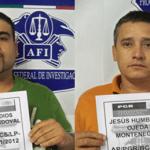 Juan de Dios Fausto Sandoval y Jesús Humberto Ojeda Montenegro