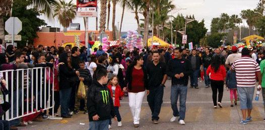 Sólo un millón de pesos ganará el Ayuntamiento de La Paz por la venta de espacios en el Carnaval