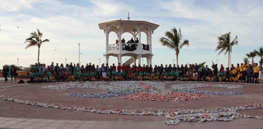 Celebran 70 años del escultismo en BCS