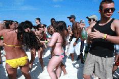 Cuidado con las playas mexicanas