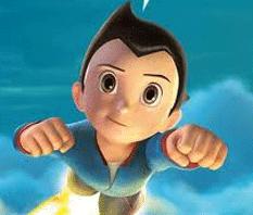 Astro boy ya es cincuentón