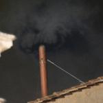 'fumata' negra