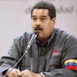 El presidente encargado, Nicolás Maduro