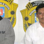 Omar Rafael González y Oswaldo Salgado Álvarez.