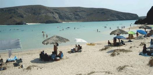 Listas las playas para recibir a los vacacionistas