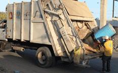 Continuará con normalidad la recolección de basura