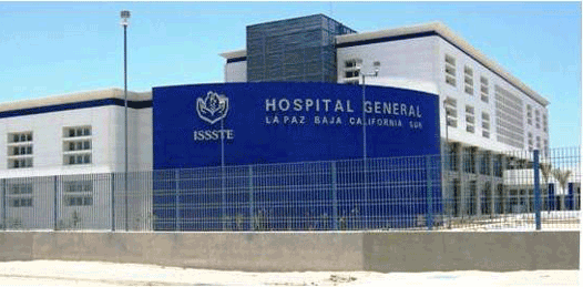"""La clínica del ISSSTE, hospital """"con muchos vicios"""""""