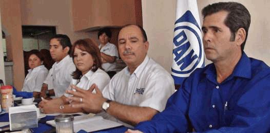 Que Valdivia no es presidente del PRI insiste el PAN