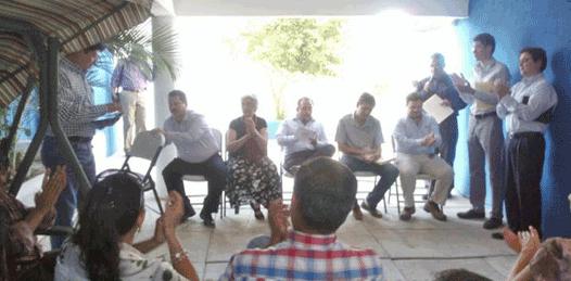 Por no aportar su 50% pueden quedarse sin pavimentación los vecinos de la Arcoiris