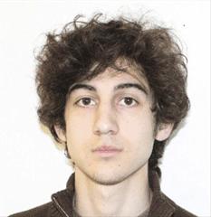 Detienen a Tsarnaev