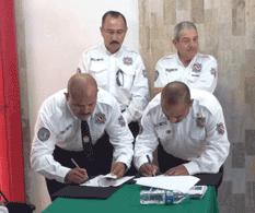 Le entran bomberos al Comité de Gestión por Competencias