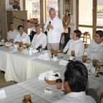 Alberto Curi Naime y Gerardo Gaudiano Rovirosa,
