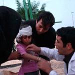 temblor en iran