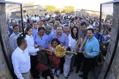 Invierten más de 31 mdp en obras para Las Palmas