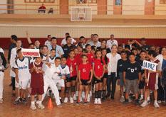 Inauguran Juegos Deportivos Escolares Estatales