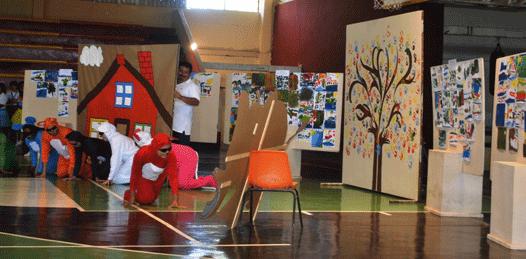 Fomentar educación y valores en los niños: Alcalde