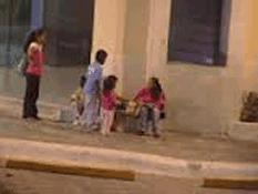 Más de 200 niños trabajan en las calles, revela PAMAR