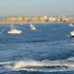Puerto cerrado a navegacion menor