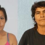 Yolanda Belem Carpio Peralta y Martha Lara Ruiz.