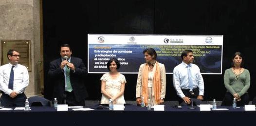 Clausura Barroso seminario sobre cambio climático