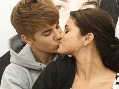 Justin y Selena, juntos