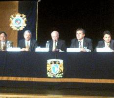 No a la violencia en la UNAM