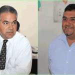 Gamill Areola y Octavio Amarillas