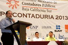 Clausura Alcalde 1ra. Expo Contaduría 2013