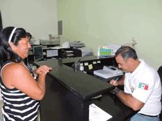 Autoridad Municipal recomienda realizar trámites en oficinas de Inspección Fiscal.