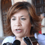 Lorena Cortés Torralbo, coordinadora de la Mujer en Cabo San Lucas.